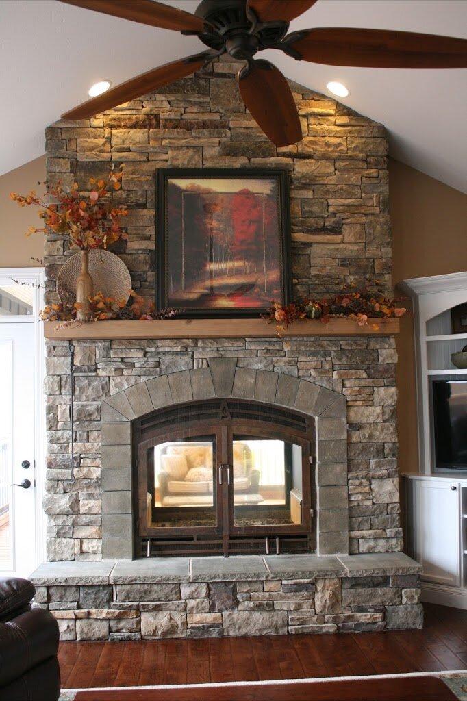 Indoor Fireplaces – Huntsville Brick Stone