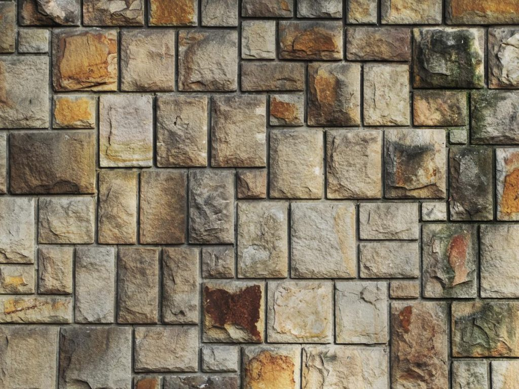 stone masonry - ashlar masonry